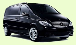 ATP Airport Transfer Prague - minivan Mercedes Vito