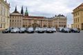 car fleet, Prague castle photocast, 2013