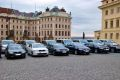 Car fleet of rport Transfer Prague