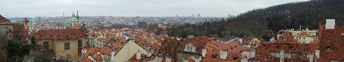 Prague - heart of Europe, Bohemia, capital of Czech Republic