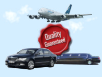 100% reliable Prague airport service - luxury & cheap Prague taxi