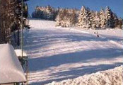 Desna / Cerna Ricka ski resort - Jizerske mountains