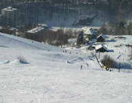 Desna (Jizerske Mountains) ski resort Parlament